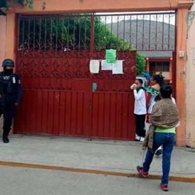 Implementan vigilancia en escuelas de Acapulco por amenazas a maestros