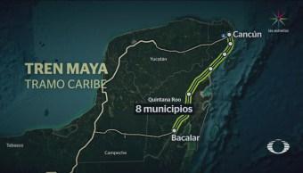 Tren Maya Deberán Reubicarse Playa Del Carmen