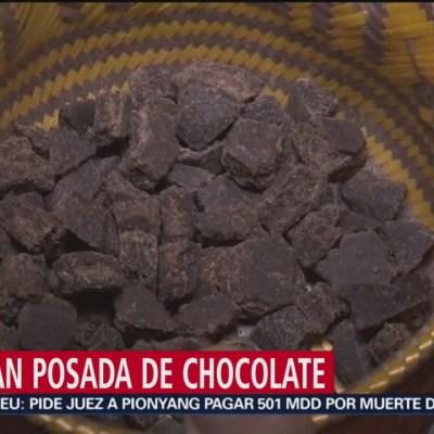 Posada del chocolate en Oaxaca