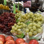 Aumenta precio de la uva por celebración de Año Nuevo