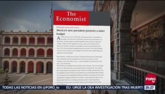 Presupuesto 2019, Tiene Responsabilidad Fiscal: The Economist