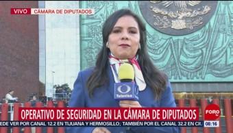 Protestas en San Lázaro contra Maduro