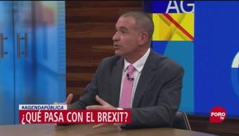 ¿Qué pasa con el brexit?