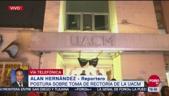 Rector De La UACM Niega Señalamientos