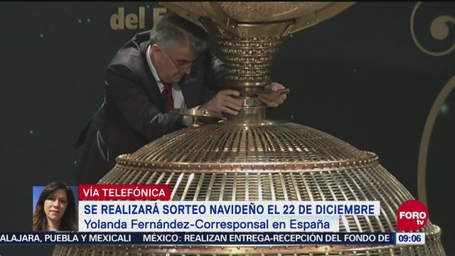 Reparten El Premio Gordo En España, Premio Gordo, España, Número Ganador, Lotería Española, 3,347, 455.000 Dólares Por Boleto