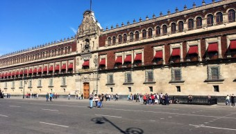 Fotos: Adiós a las vallas que rodeaban Palacio Nacional
