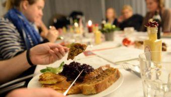 Riesgo de padecer obesidad aumenta en diciembre
