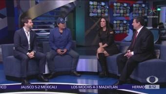 Roberto 'Manos de Piedra' Durán presenta la secuela de 'Creed'