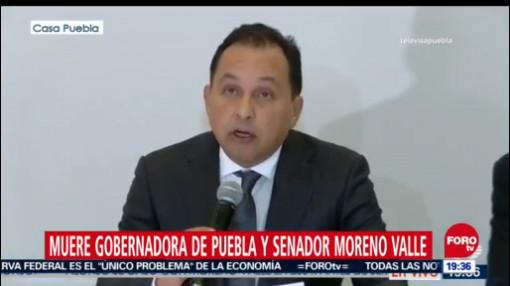 Rodríguez Almeida Queda Como Encargado Despacho Puebla