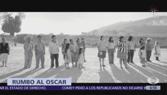 'Roma', entre finalistas por Oscar a Mejor Película en Lengua Extranjera