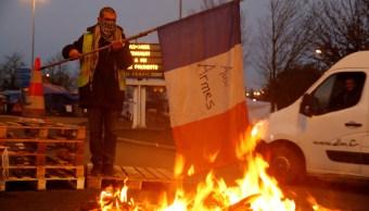 partidos de izquierda anuncian mocion de censura gobierno frances