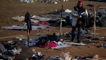 tijuana cierra albergue migrantes cerca de frontera con eu