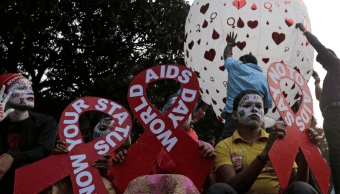 80 adolescentes morirán por sida cada día de aquí a 2030