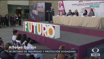 Se pone en marcha programa 'Jóvenes construyendo el futuro'
