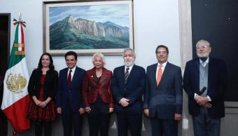 olga sanchez cordero segob subsecretarios protesta