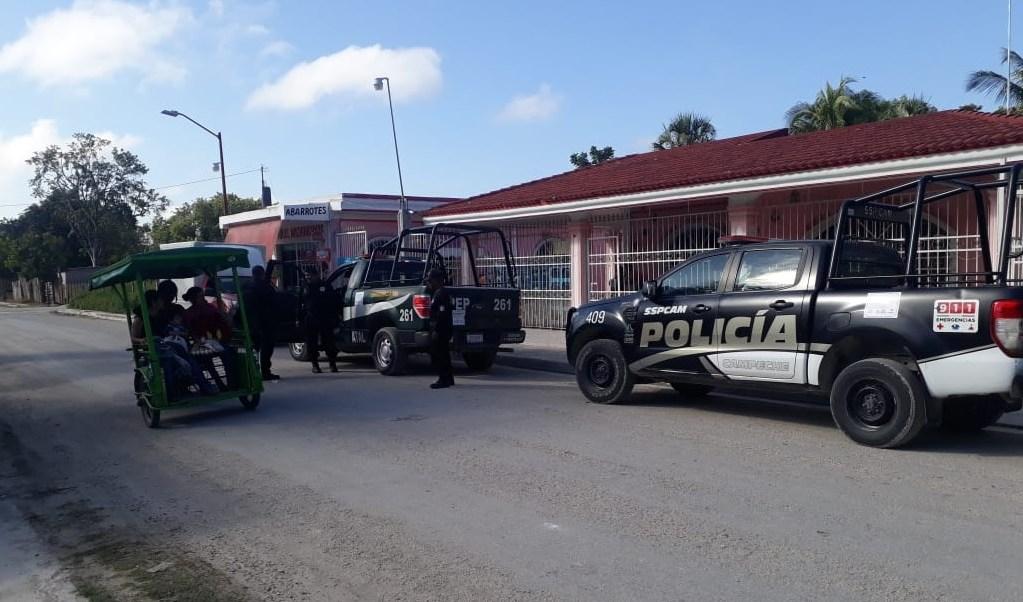 Seguridad Campeche; arranca operativo Navidad Segura