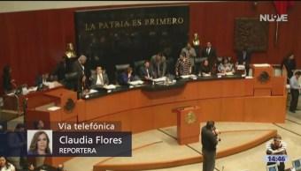 Monreal solicita a PGR informe sobre corrupción en el poder judicial