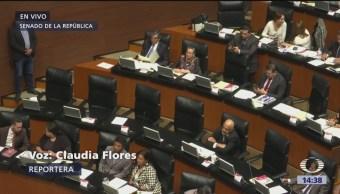 Senado deberá ratificar a Ebrard y a Sandoval
