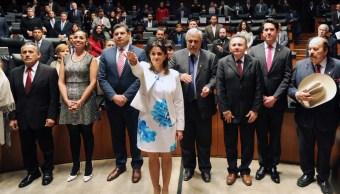 Senado ratifica a Margarita Ríos-Farjat como jefa del SAT