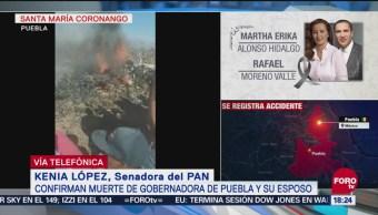 Senadora Recuerda Mensajes Moreno Valle Senado
