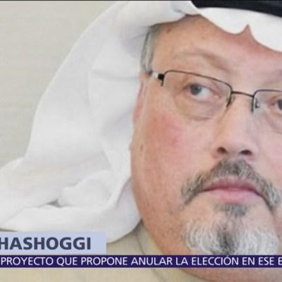 Senadores: No hay duda que corona saudí asesinó a Khashoggi