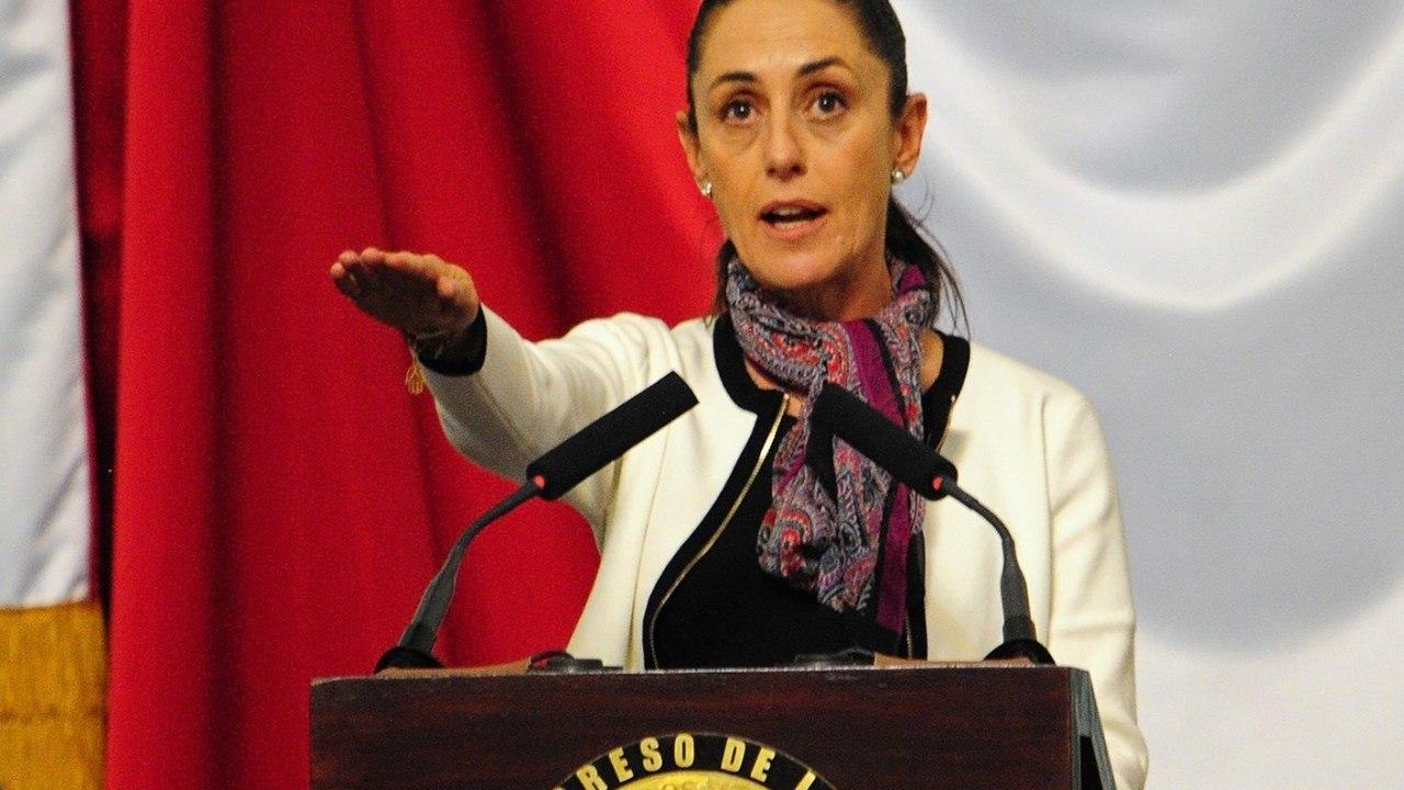 Claudia Sheinbaum, primera mujer electa a jefa de Gobierno