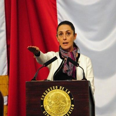 Claudia Sheinbaum, primera mujer electa a jefa de Gobierno de CDMX