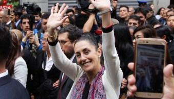 Congreso de la CDMX desea éxito a Sheinbaum