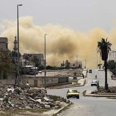EU bombardea posición del Estado Islámico en Siria