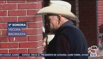 Sonora implementa acciones ante bajas temperaturas