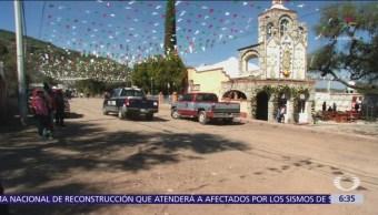 Suman 8 muertos por explosión de pirotecnia en Querétaro