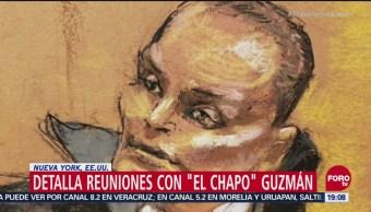 Testigo Fiscalía Juicio Chapo Explica Cómo Hacían Negocios