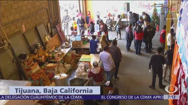 Tijuana, en alerta por casos de varicela entre migrantes