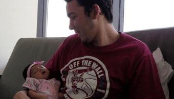 Trasplante Histórico Bebé 27 Días Hígado Padre
