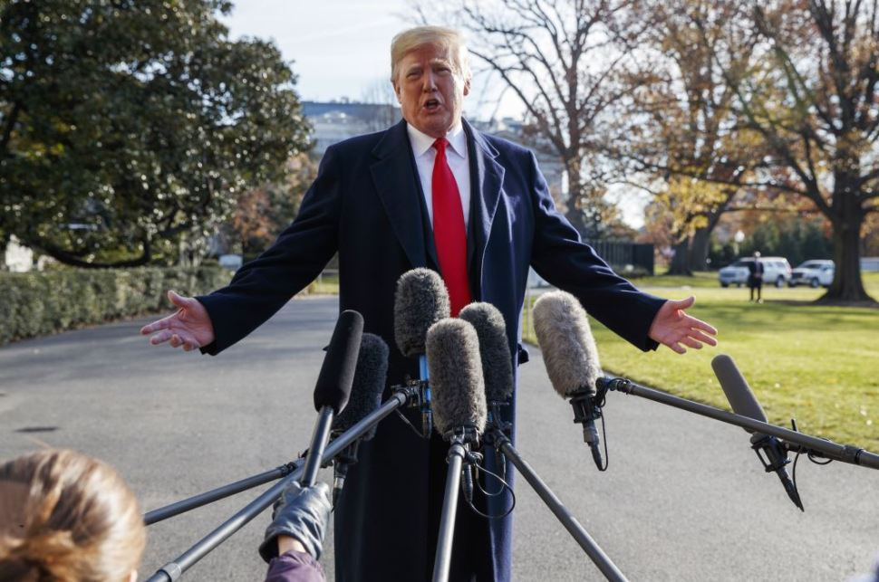 Trump nomina a William Barr como fiscal general