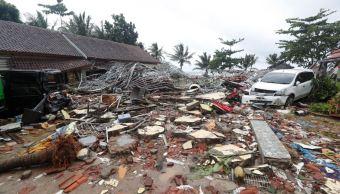 México expresa condolencias a Indonesia por muertes a causa de tsunami