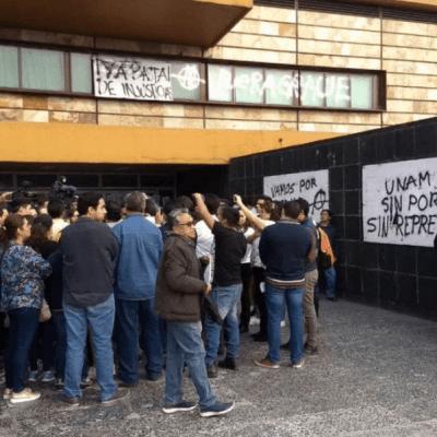 UNAM rechaza la violencia en Rectoría y pide reanudar actividades en Prepa 2