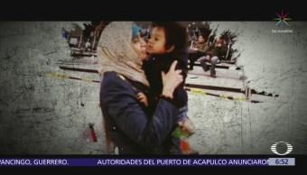 Veto migratorio impide a madre yemení despedirse de hijo