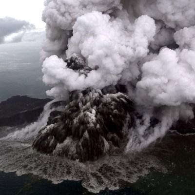 El 'hijo' del legendario Krakatoa, responsable de nueva tragedia en Indonesia