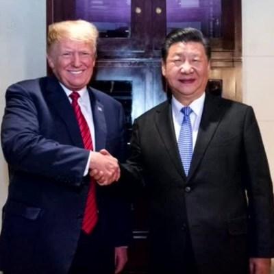 Trump: Hay grandes avances en posible acuerdo comercial con China