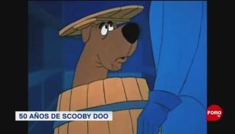 Foto:50 años de resolver misterios con Scooby Doo, 27enero 2019