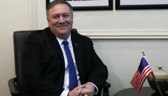 Mike Pompeo visita Irak por sorpresa