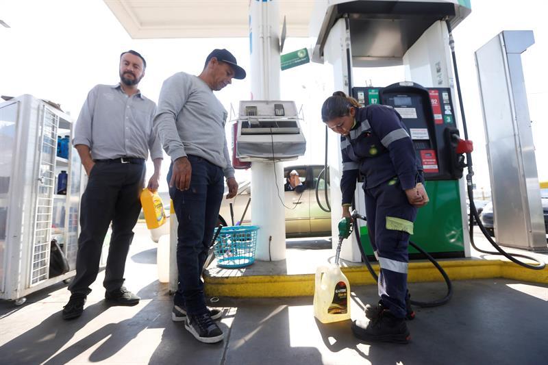 ¿Desabasto de gasolina? ¡No entres en pánico!