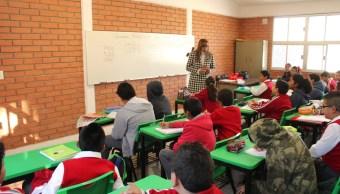 foto escuela saltillo coahuila 7 enero 2019