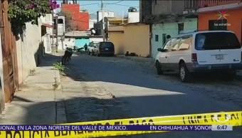 Abandonan bolsas con restos humanos en Chilpancingo