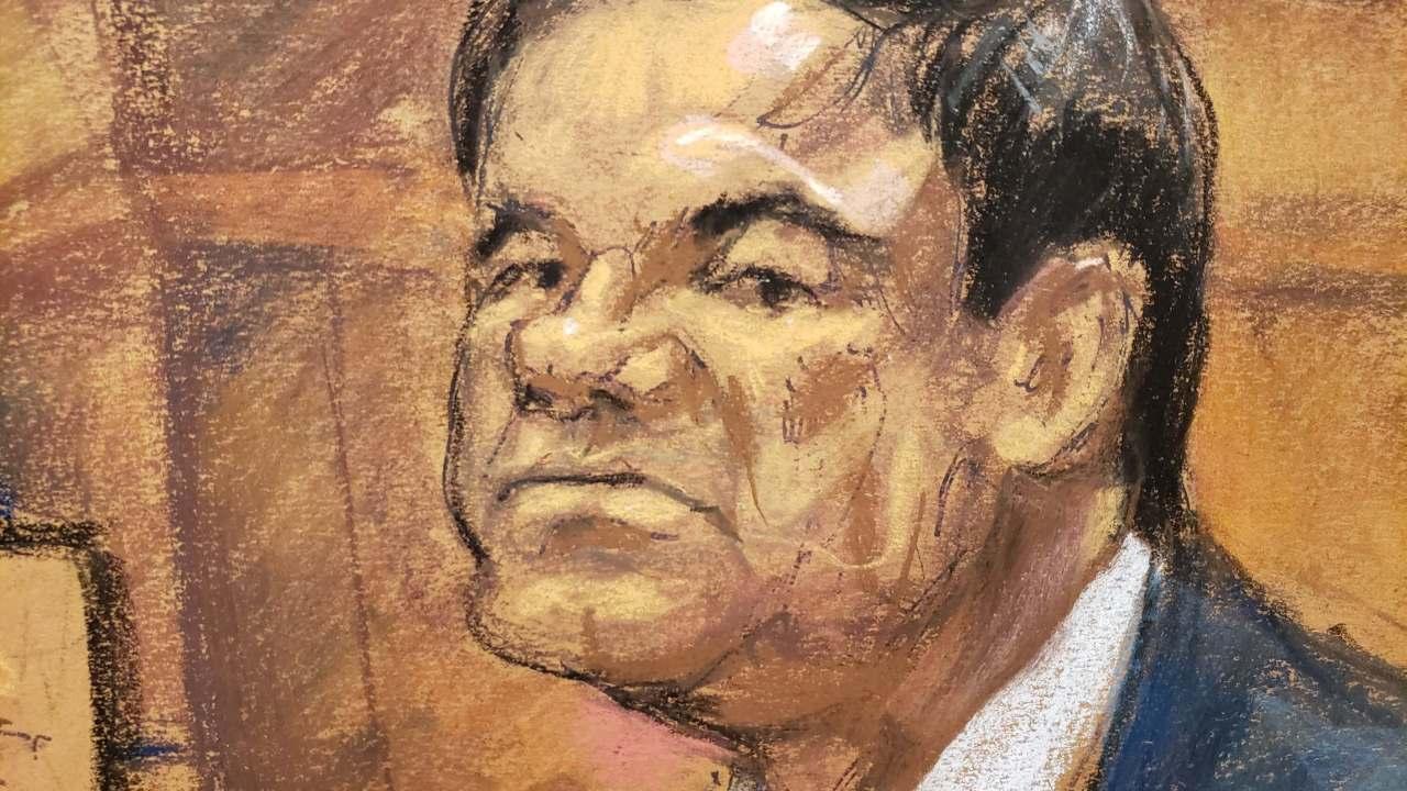 Abogado de El Chapo acude a la Cancillería en México