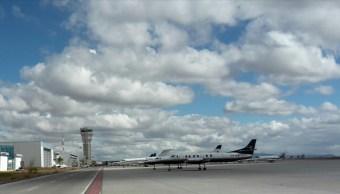 Aeropuerto Querétaro opera con normalidad; espera turbosina