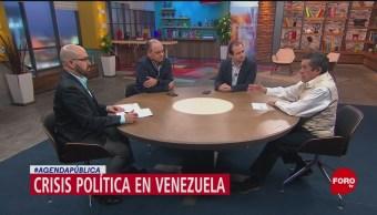 Foto: Agenda Pública: Crisis política en Venezuela, 27 enero 2019