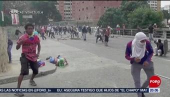 Foto: Protestas de hoy contra el presidente de Venezuela, 23 de enero 2019