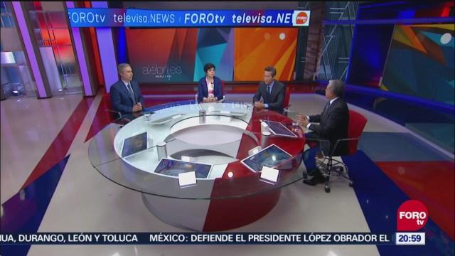 Alebrijes hablan sobre la cancelación del NAIM en Texcoco